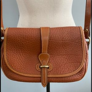 Dooney and Bourke Pebble Leather bag VGUC